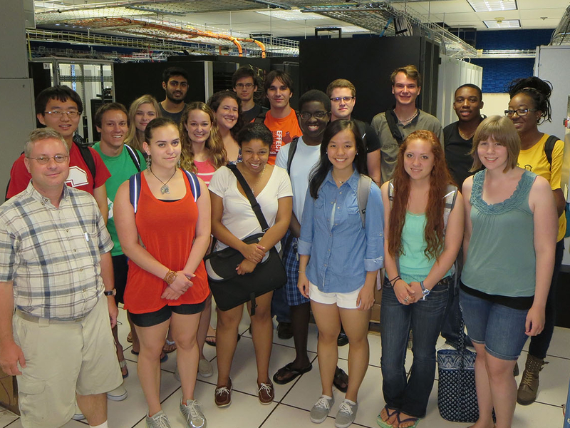 REU = Research Experiences for Undergraduates