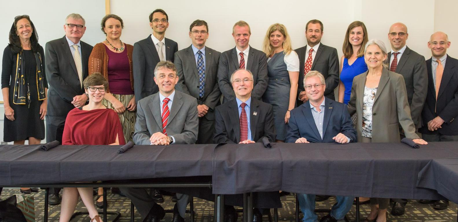 UMBC partners with University of Kassel in Germany