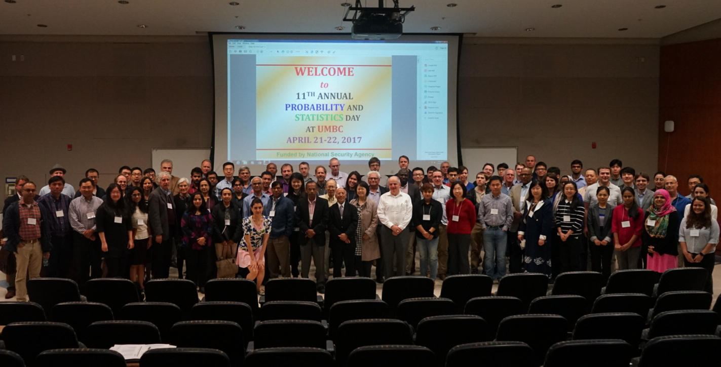 11th Annual Probability and Statistics Day